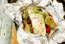 Fish Recipes / Great recipes with a focus on fish.