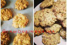 Glamour in cucina: Si torna a scuola...prepariamo i biscotti/ Ne intoarcem la scoala...hai sa pregatim biscuit