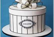 Giftbox Cakes