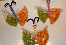 School Snacks / by Mandy Zabel