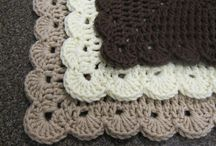 Crochet Stitches and Trims / Crochet stitches / by Little Luvies Shop