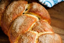 Food Bloggers' Homemade Breads and Such Recipes