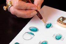 Jewellery drawings