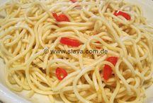 Nudeln /Gnocchi/ Ravioli