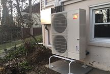 Mitsubishi Home Comfort Systems / Mitsubishi ductless heating and air conditioning systems installed by the profesionals at All Mechanical