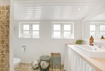 Sommerhus Badeværelse