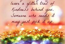 Glitter Quotes!
