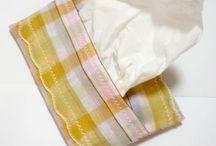 Zsebkendő tartó