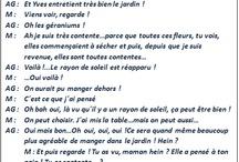 conversation en Française