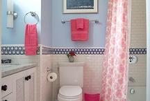 Bathroom Inspiration / by Lori Z. @ mudpiestudio.blogspot.com