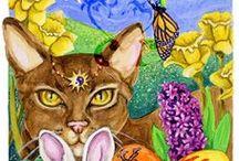 Spring Celebrations Ostara