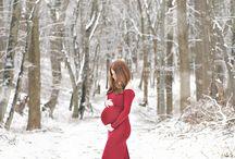 Pregnancy Photos Winter
