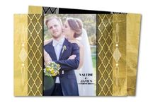 WEDDING   Art Deco Themes / Beautiful wedding stationery collections to match your Art Deco wedding theme.