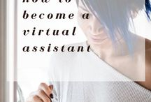 Become A Virtual Assistant | Tips & Tricks