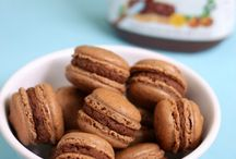 Recipes- Macaroons and Croissants / by Jessica Giglio