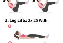 Bauch Workout