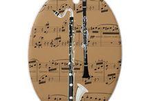 Clarinets / Clarinet gift items
