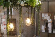 hanging arrangements