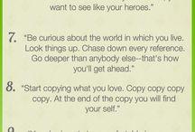 Creativity'Love'Quotes