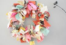Wreaths / by The Quilting Squares Qlt Shop Kay Roberts & Kathy Kuryla
