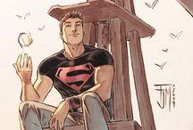 Superman's world