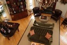 FRH / Living Room / by Tru