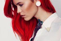 Punaiset hiukset ❤️❤️