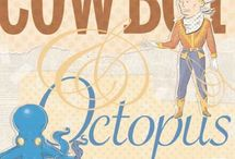 Cowboys: Picture Books for Young Buckaroos