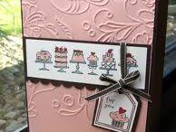 Stamp Sets - Birthday Bakery