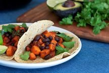 South of the Border / Mexican and southwestern inspired recipes