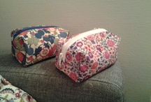 My projects / Sewing projects I've been doing.