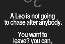Star Sign / My Star Sign Leo