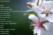 Ostara - spring equinox