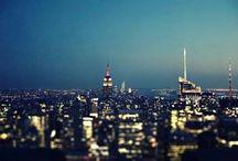 New York / A város, ami sosem alszik. :)
