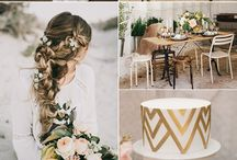 Wedding - Mood Board