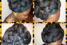 Hairstyles / by Deborah Beauplan