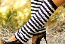 Crochet boot & leg warmers / by Joanie Benninghofen Carter