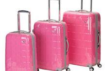 Pink Luggage / Pink luggage and pink luggage sets.
