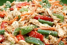 Cooking it up- salads