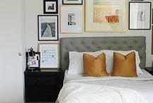 Bedroom / New home