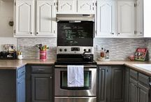 Dream Kitchen / by Crystal Ybarra