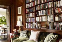 Rooms with Books / by Carter Design