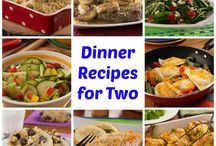 Cooking for two / by Colleen Stefonowicz