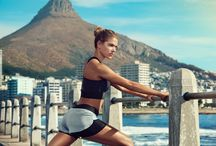 Fitness outfits & Workout clothes from Freeletics Wear / Fitness outfits for running, gym and everyday life. Breathable, light weight and stretchy. All you need for MAX.PRFRMNCE. Shop shorts, Sports bra, leggins and more here ► frltcs.com/ShopNow / by Freeletics