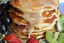 breakfast recipes / by Sheri Baker-Russell