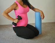 Pregnancy workouts