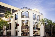 Stores on Rodeo Drive