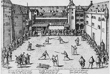 Renaissance Fechtschule
