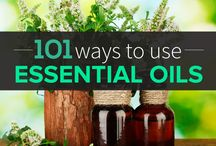 Essential Oils / Wonderful benefits of using Essential Oils.