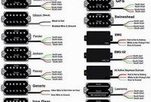 Guitar wirings